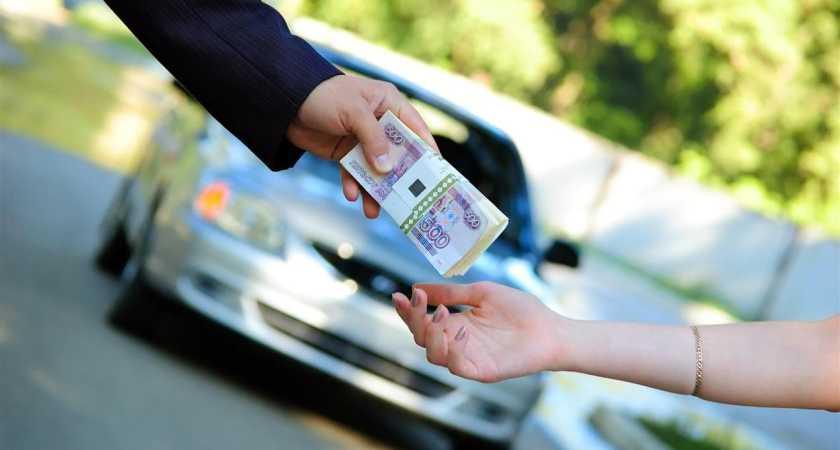 Нужно ли платить алименты с продажи автомобиля