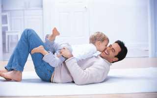Какие права на ребенка имеет отец после развода?