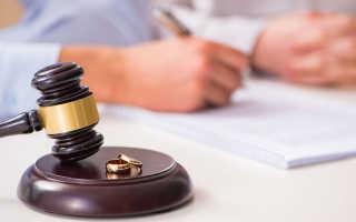 Как подать на развод в одностороннем порядке без мужа, если нет детей?