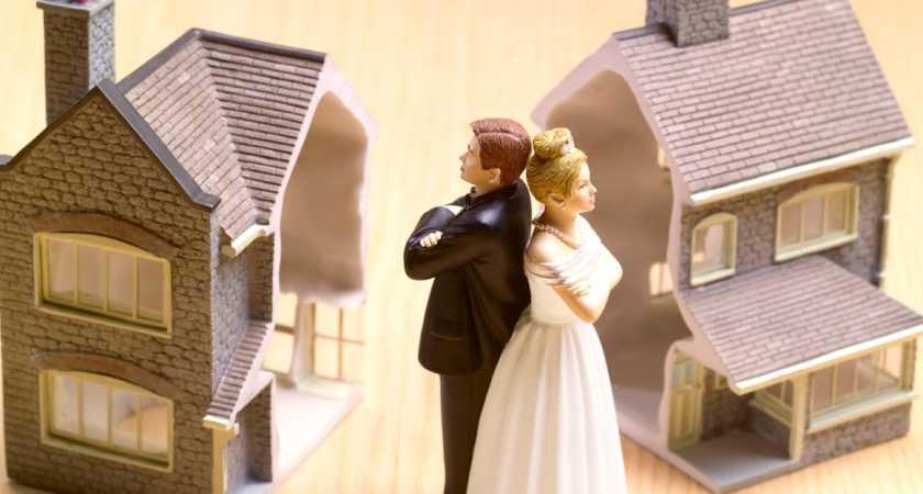 Госпошлина при разделе совместно нажитого имущества супругов