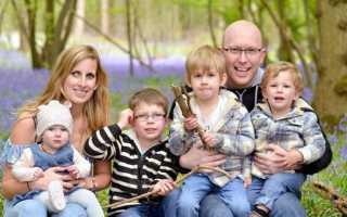 Как делятся алименты на 4 детей от разных браков?