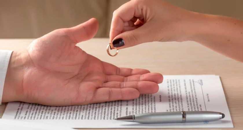 Какие документы нужны для подачи заявления на развод?