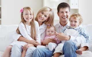 Как делятся алименты на троих детей от разных браков?