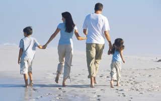 Развод с двумя несовершеннолетними детьми