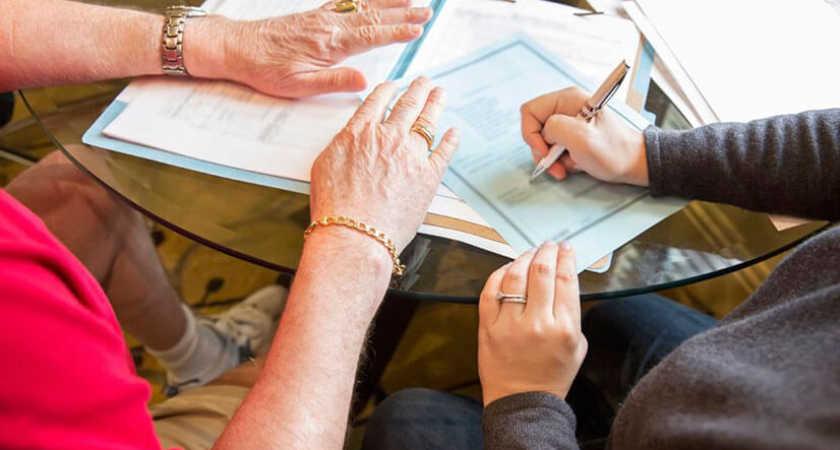 Какие документы нужны при оформлении наследства у нотариуса после смерти?
