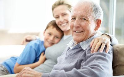 Алиментное соглашение на содержание родителей