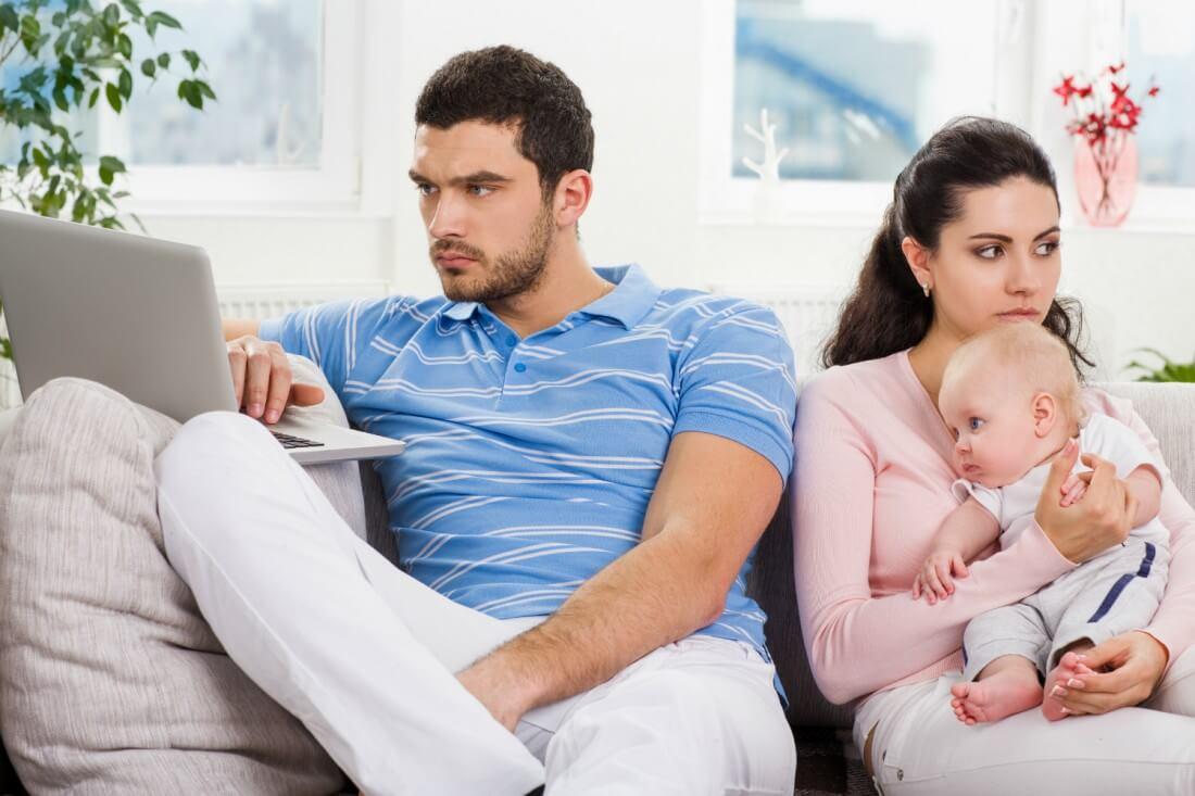 Алименты на содержание жены до 3 лет