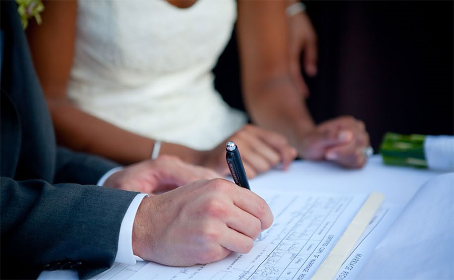 Брачный договор о совместной собственности