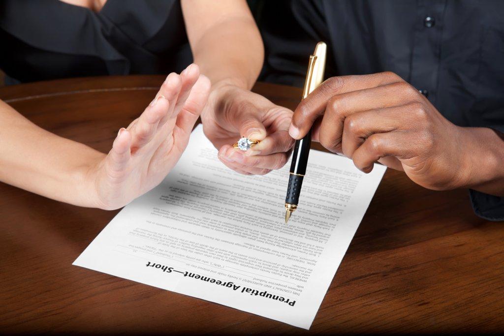 Как расторгнуть брачный договор через суд