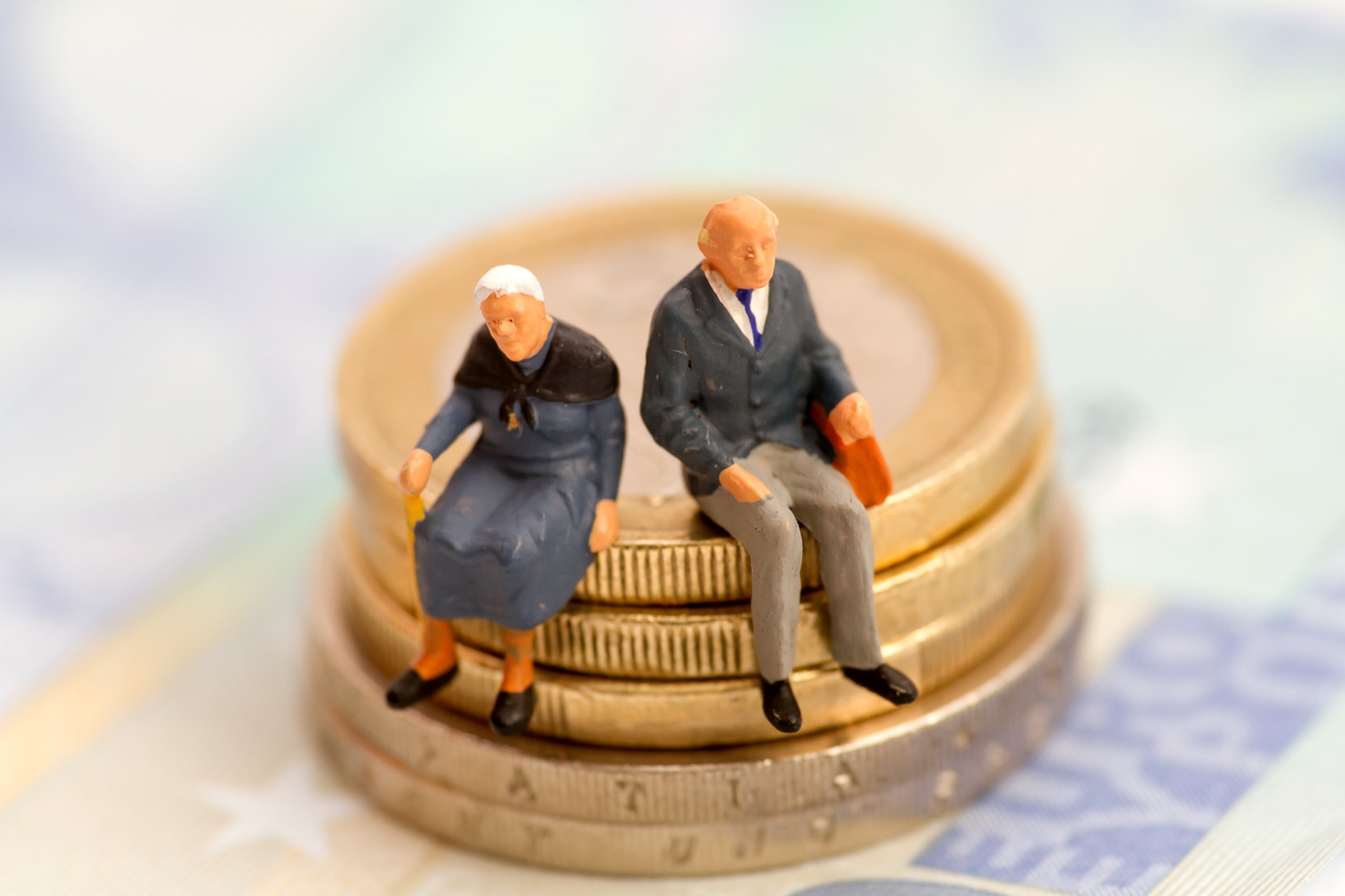 Пенсии предложили передавать по наследству