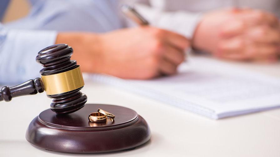 Развод в одностороннем порядке без присутствия жены