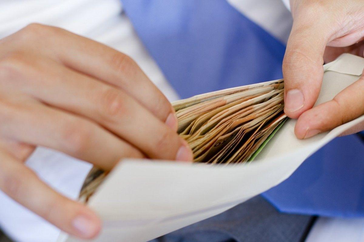 Размер алиментов по средней заработной плате